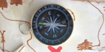 The Compass Challenge: On Foot Treasure Hunt